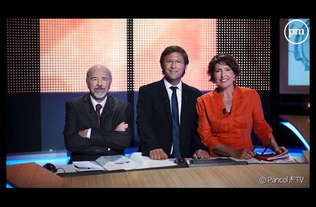 """L'équipe française des """"Chiffres et des lettres"""""""