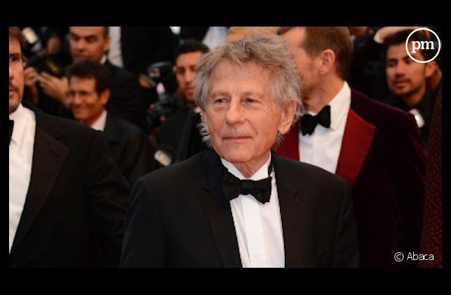"""Roman Polanski vient présenter """"La Vénus à la fourrure"""""""