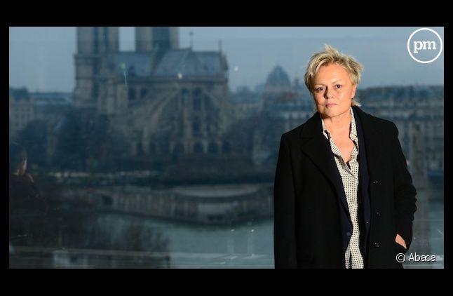 "TF1 travaille à un ""Samedi soir on rit avec Muriel Robin"""