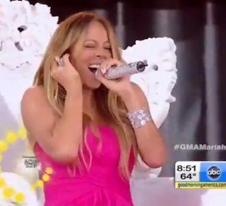 Les fausses notes de Mariah Carey gommées dans 'Good...