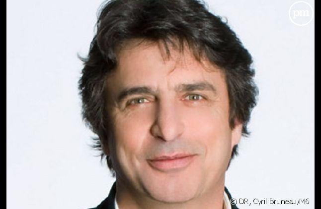 Vincent Régnier, patron des magazines d'information de M6