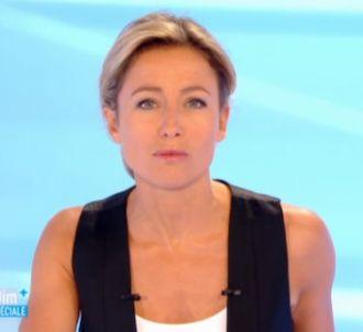 Anne-Sophie Lapix fait ses adieux à 'Dimanche+'