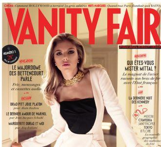 Scarlett Johansson fait la Une du premier numéro de la...