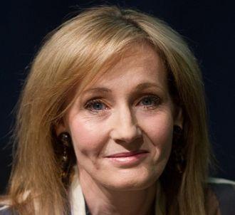 J.K. Rowling, auteure de la saga 'Harry Potter'