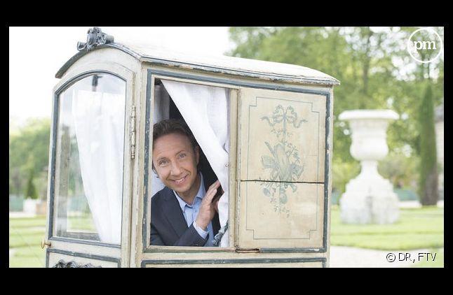 """Stéphane Bern présente """"Soir de fête à Versailles"""", ce soir sur France 2"""