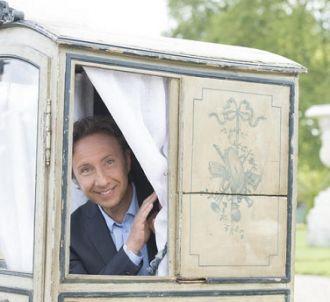 Stéphane Bern présente 'Soir de fête à Versailles', ce...