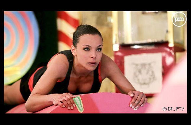 "Marine Lorphelin (Miss France 2013) dans ""Fort Boyard"", ce soir sur France 2"