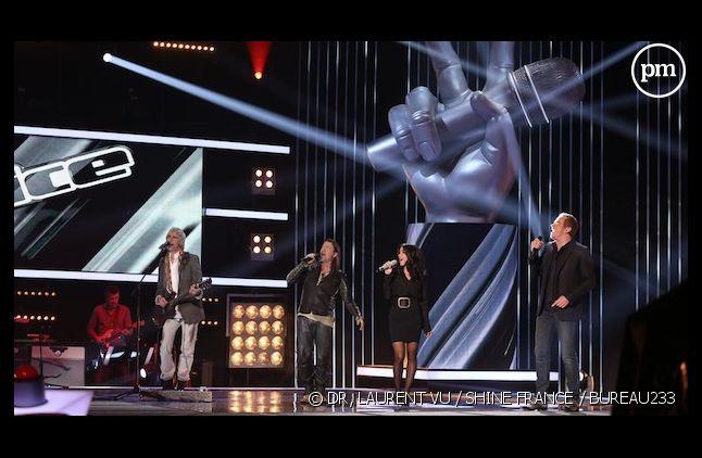 """Florent Pagny a accepté de revenir dans """"The Voice"""", Garou sur le point de le suivre"""