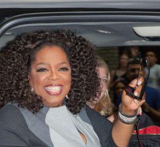 Oprah Winfrey reçoit la 'Médaille présidentielle de la...