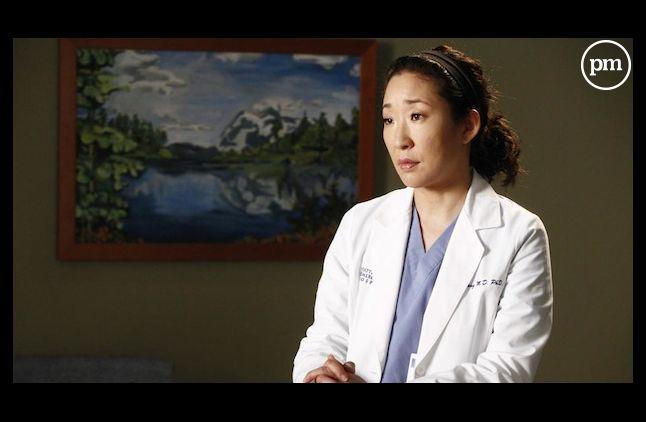 "Sandra Oh quitte ""Grey's Anatomy"""