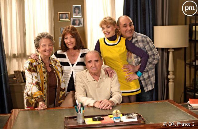 """""""Y'a pas d'âge"""" démarre mal sur France 2, avec seulement 1,5 million de téléspectateurs."""