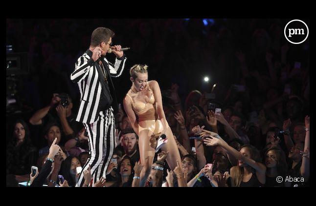 Anna Wintour n'a pas apprécié la prestation de Miley Cyrus aux MTV VMA