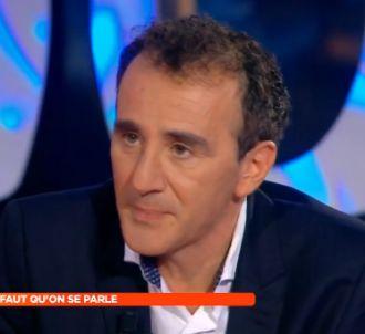 Elie Semoun, dans 'Jusqu'ici tout va bien' le 17...