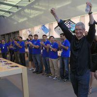 Record de ventes pour les nouveaux iPhone