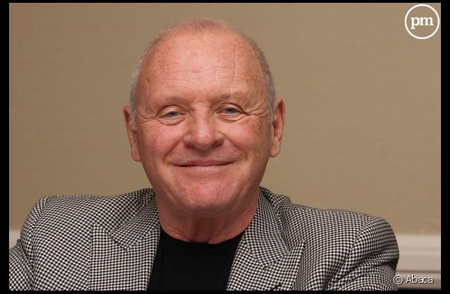 "Anthony Hopkins, subjugué par ""Breaking Bad"""