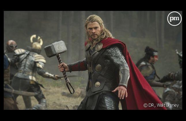 """""""Thor : Le Monde des ténèbres"""" démarre en tête du box-office"""
