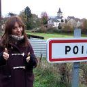 Doria Tillier, à Poil... dans la Nièvre.