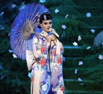 Katy Perry accusée de racisme après son passage aux...