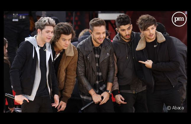 One Direction triomphe aux NRJ Music Awards