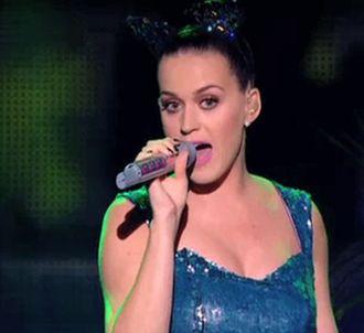 Katy Perry aux NRJ Music Awards 2014.