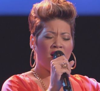 Tessanne Chin aux auditions à l'aveugle de 'The Voice'