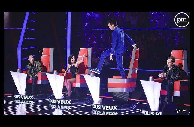 """""""The Voice : la plus belle voix"""", de retour le 11 janvier sur TF1"""