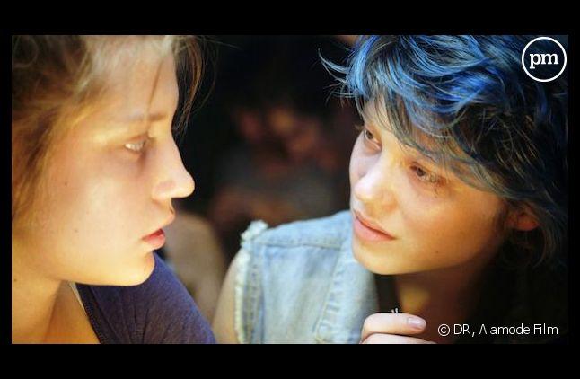 """""""La Vie d'Adèle"""", film le plus rentable de l'année"""