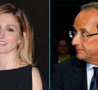 Julie Gayet et François Hollande