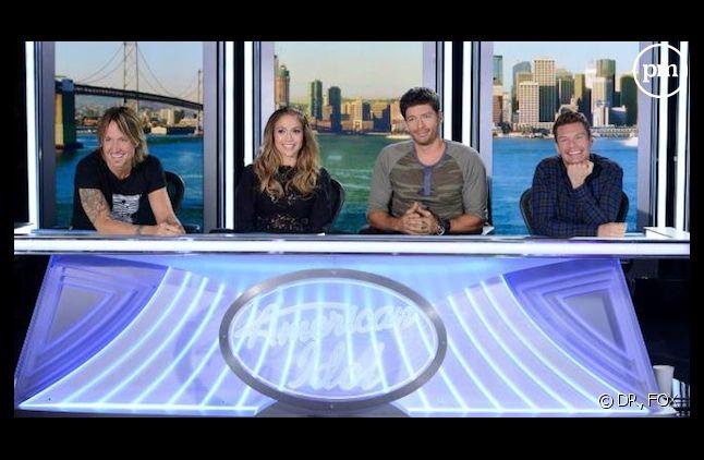 """Retour en baisse pour """"American Idol"""""""