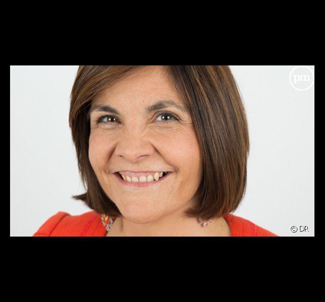 Céline Pigalle, nouvelle directrice de l'information du groupe Canal+.