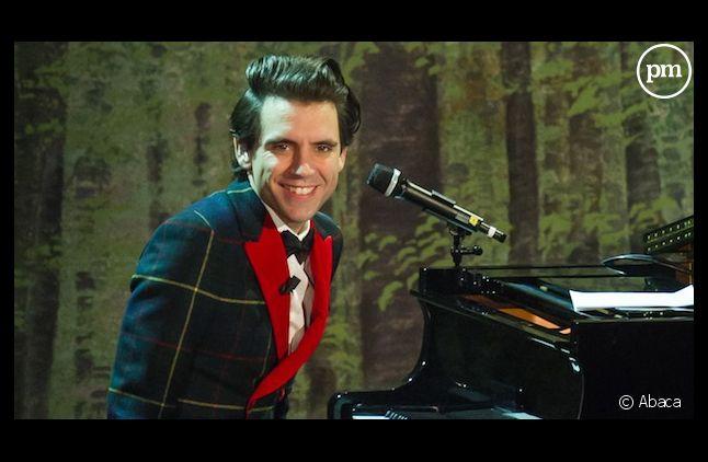 Mika travaille sur un album en français