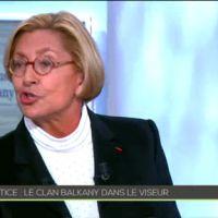Isabelle Balkany refuse de répondre à Anne-Sophie Lapix sur les affaires