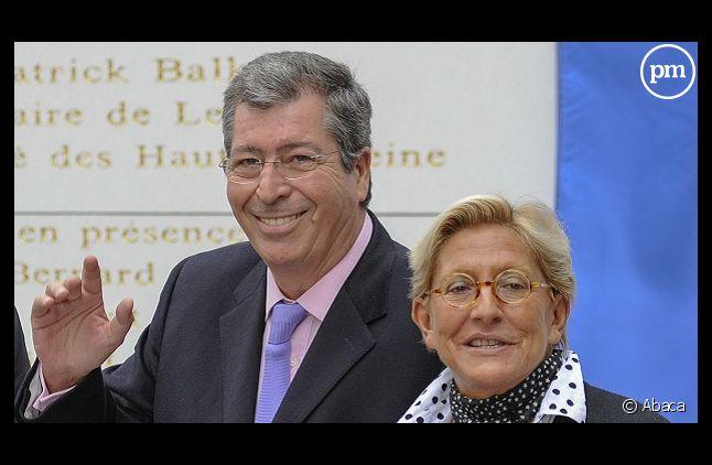 Patrick et Isabelle Balkany
