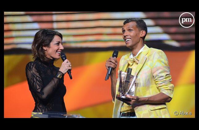 Stromae, grand vainqueur des Victoires de la Musique 2014.