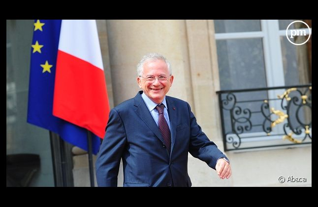 Olivier Schrameck a défendu aujourd'hui le choix de Mathieu Gallet pour diriger Radio France