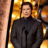Oscars 2014 : John Travolta s'excuse après sa bourde sur Idina Menzel