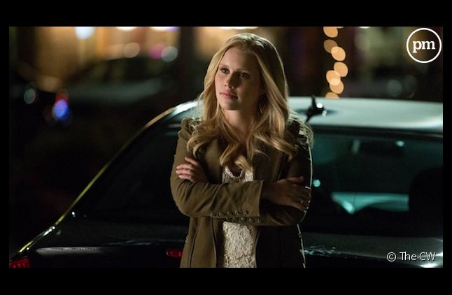 "Claire Holt quitte ""The Originals"""