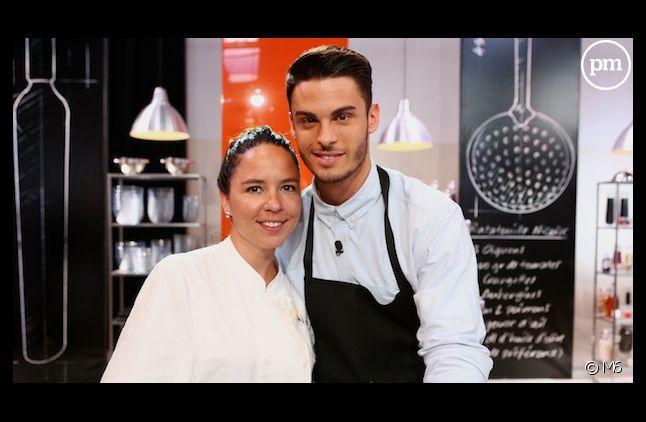 """Baptiste Giabiconi ce soir dans """"Top Chef 2014"""""""
