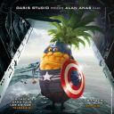 """Oasis parodie """"Captain America"""""""