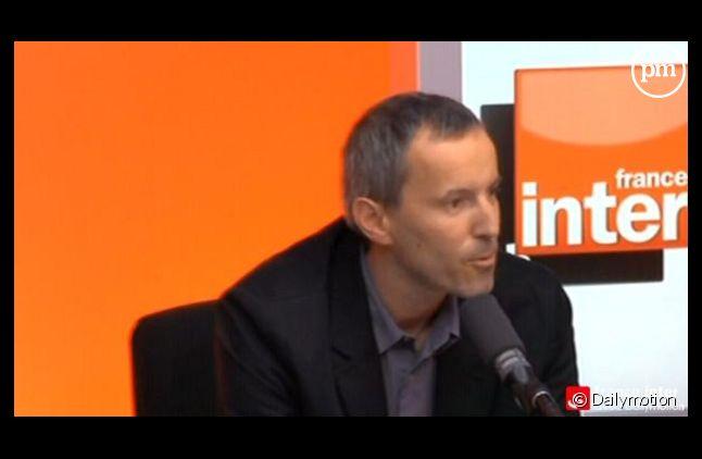 Gérard Davet a reçu une lettre de menace (Capture d'écran)