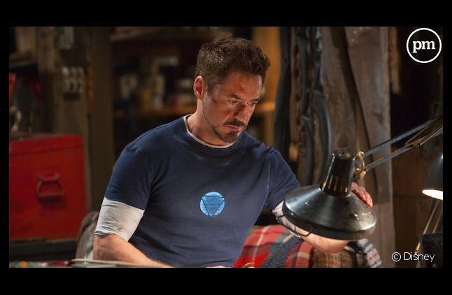 "Robert Downey, Jr. bientôt remplacé dans ""Iron Man"" ?"