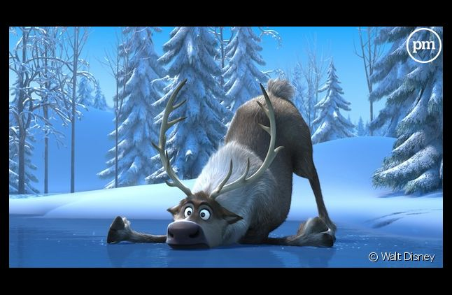 """La Reine des neiges"" surpasse ""Toy Story 3"""