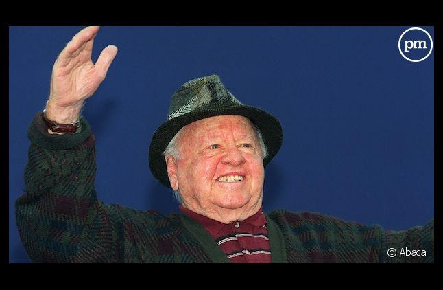 Mickey Rooney est décédé