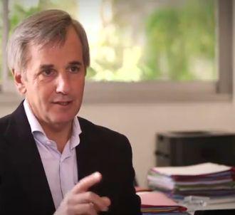 Bernard de La Villardière interrogé sur Canal+.