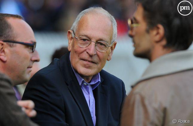 """Patrick Le Lay, ex-patron de TF1, condamné pour un sujet diffusé dans """"Sans aucun doute"""" en 2006."""