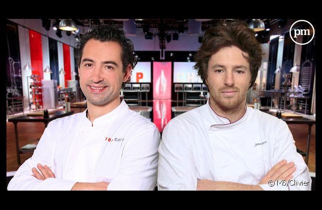 """Pierre Augé face à Jean Imbert dans """"Top Chef, le choc des champions"""""""
