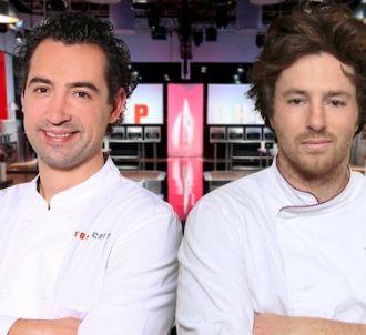 Pierre Augé face à Jean Imbert dans 'Top Chef, le choc...