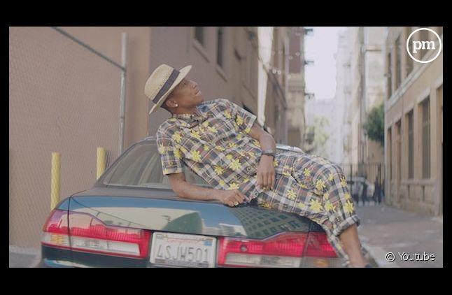 Pharrell Williams plus long numéro un de l'histoire en France