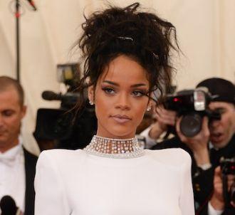 Le compte Instagram de Rihanna supprimé