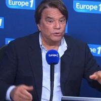 Matinale d'Europe 1 : Furieux, Bernard Tapie quitte deux fois le studio